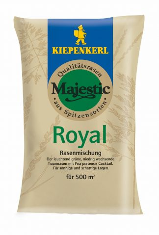 nasiona trawy Kiepenkerl Majestic Royal