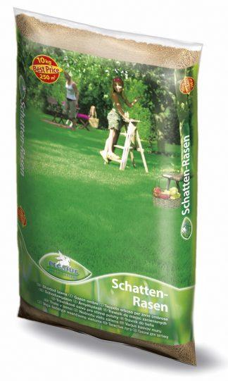 nasiona traw do zacienionych miejsc Mieszanka traw gazonowych, polecana na tereny zacienione. Pegasus Schatten Rasen