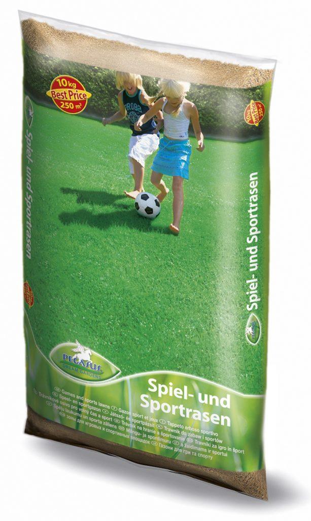 Nasiona traw i łąk - Pegasus spiel und sportrasen - trawa sportowa nasiona na boisko